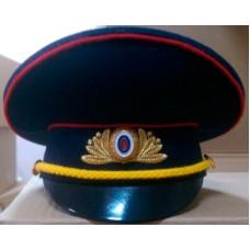 Сувенирная фуражка Полиции 007