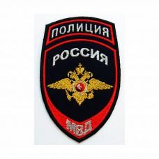 Шеврон МВД V001