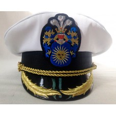 Яхтсменка с вышивкой фамильного герба Y185