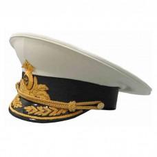 Фуражка ВМФ с ручной вышивкой F014
