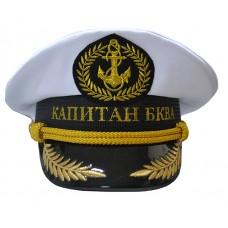 Капитанская фуражка по образцу заказчика Y034