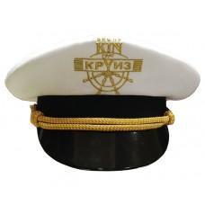 Капитанская фуражка по образцу заказчика Y037
