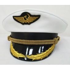 Яхтсменка белая кожа Y208