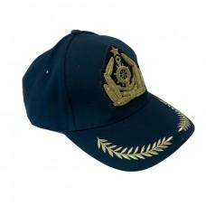Бейсболка с кокардой ручной вышивки Y265-1