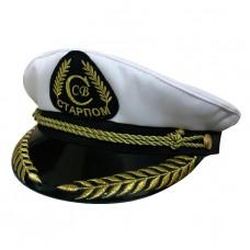 Яхтсменка с вышивкой 238