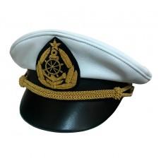 Яхтсменка, белая кожа 239