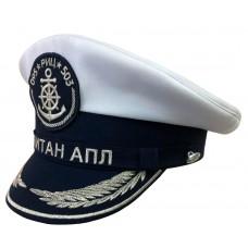 Яхтсменка с вышивкой 254