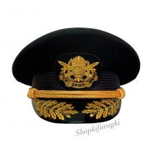 Капитанка c вышивкой 263