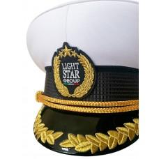 Капитанская фуражка промо Y284