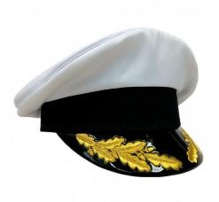 Яхтсменка с вышивкой козырька Дубы Y311