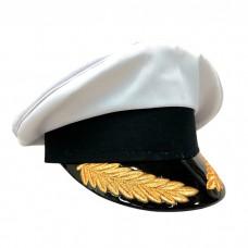 Яхтсменка с вышивкой козырька Y312