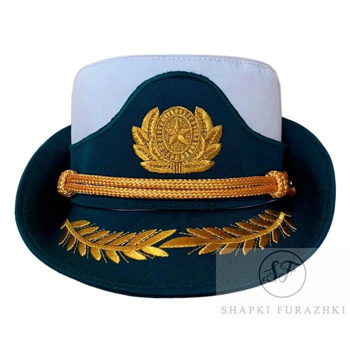 Женская шапочка, индивидуальный пошив