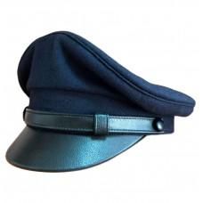 Яхтенная фуражка с темно-синим верхом Kepi023