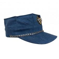 Кепи джинса T192