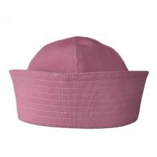 Розовая женская панама T203