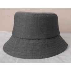 Головной убор Панама серого цвета TK064