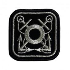 Кокарда 049 машинная вышивка