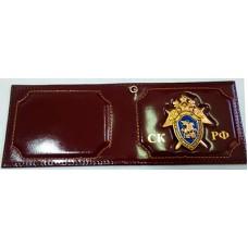 Обложка на удостоверение СК РФ