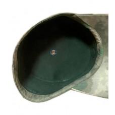 Кепи мох с кокардой машинной вышивки Н023