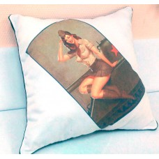 Подушка с фотопринтом 005
