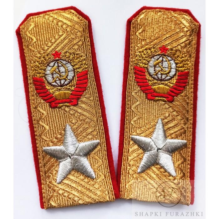 Погоны Маршала Советского Союза на парадный китель P080