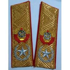 Погоны Маршала СССР, P036