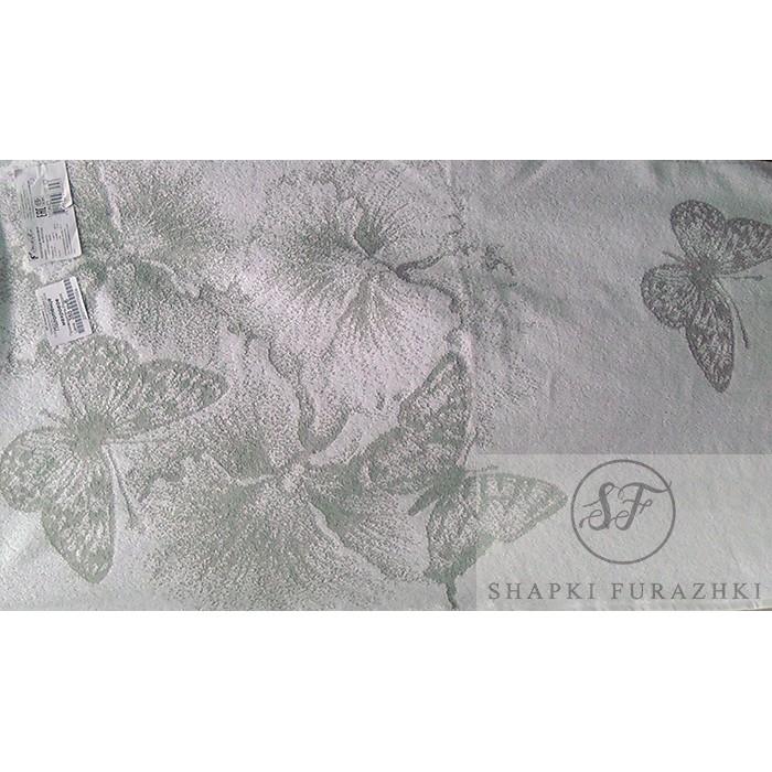 Полотенце махровое Бабочки и цветы