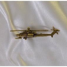 Нагрудный знак «Вертолет»