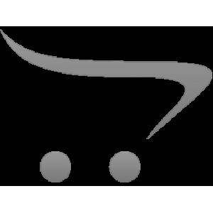 Кожаный белый ремешок на фуражку FR035
