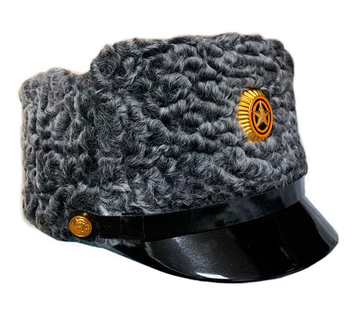 шапка каракуль